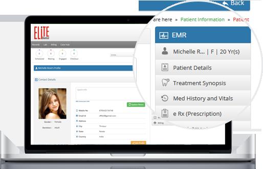 Mangage Patient Information